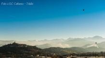 panorama raduno mongolfiere mondovì 2015