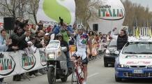 gonfiabile giro d'Italia