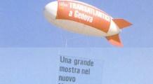 Dirigibili pubblicitari ed aerostati ad Elio
