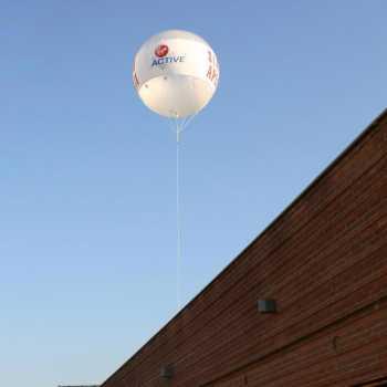 Palloni gonfiabili aerostatici elio