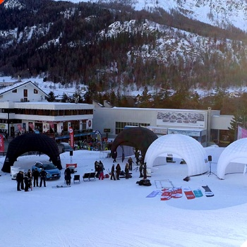 winterland tour village