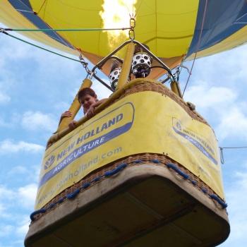 Eventi con mongolfiere