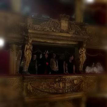 principesse palco