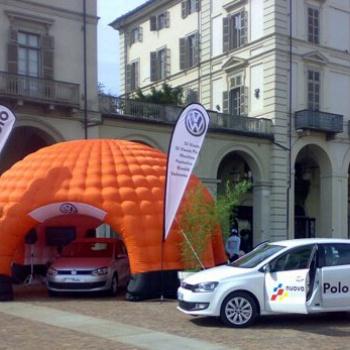 igloo-gonfiabile-road-show