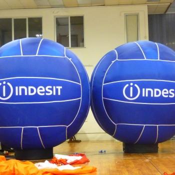 sfera gonfiabile Volley
