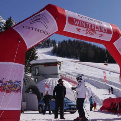 CITROEN WINTERLAND TOUR 2019
